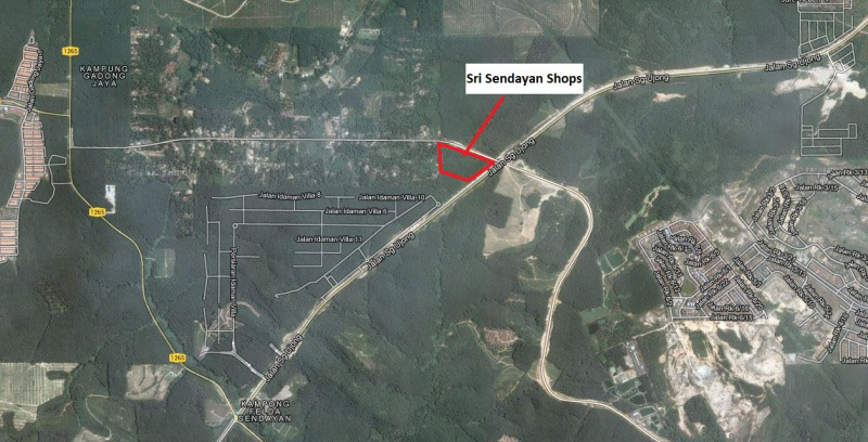 KIP Sentral @ Sri Sendayan Location Site