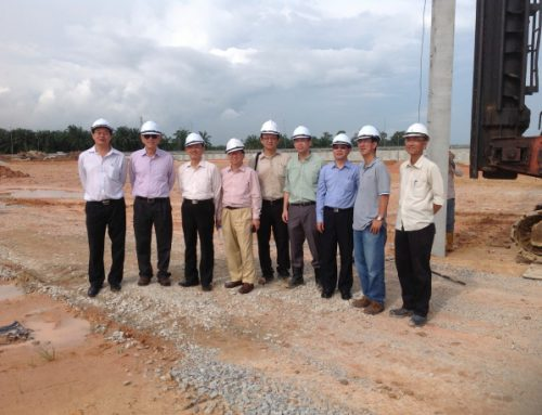 Ground Breaking Ceremony at KIP Sentral@Sepang