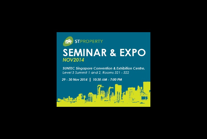 STProperty Seminar & Expo 2014