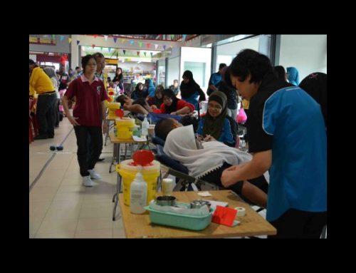 Blood Donation CSR project