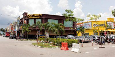 KIP Mart Commercial Centre, Kota Tinggi