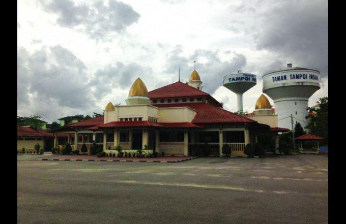 KIP Mart Tampoi CSR Project
