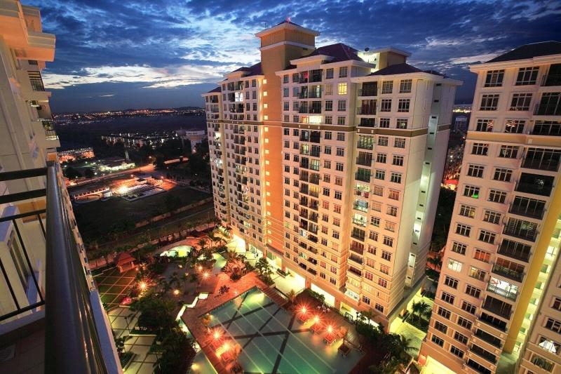 KIPARK Apartment Suites: Taman Tampoi Indah