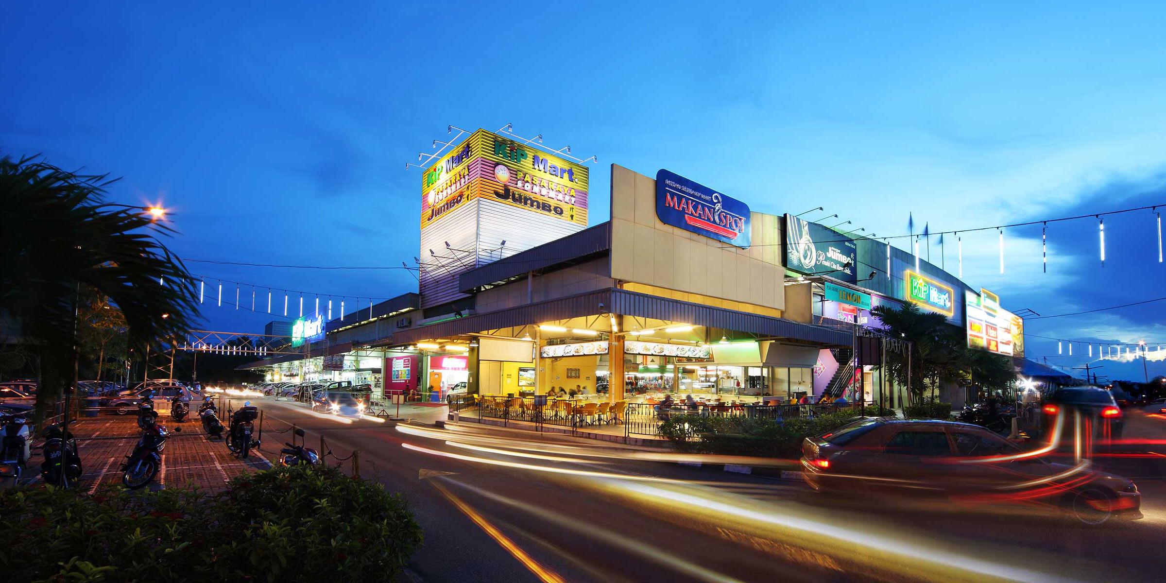 KIP Mart Kota Tinggi