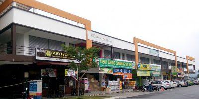 Lavender Shoplot @ Senawang