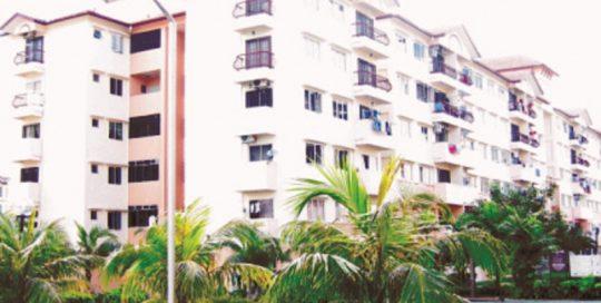 Sri Kenari Apartment