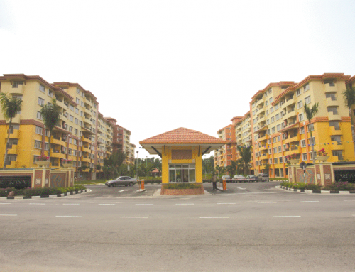 Sri Akasia Apartment