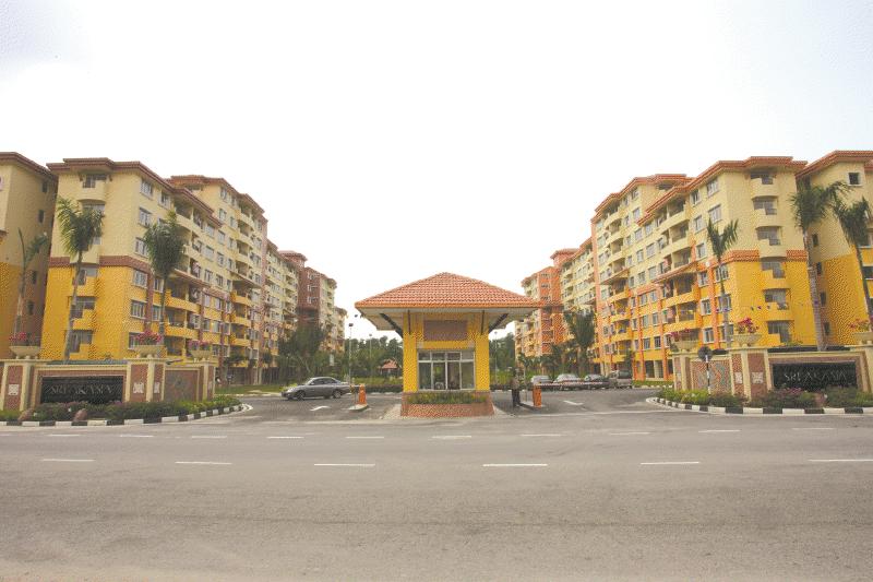 Sri Akasia Apartment