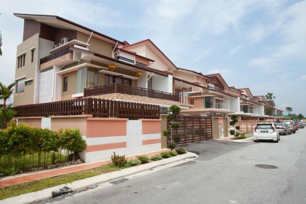 KIPARK Sri Utara: Laman Residence