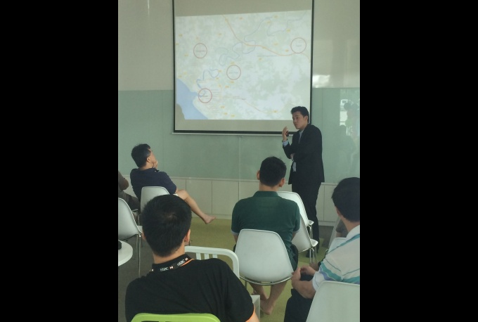 """Property Talk by Ishmael Ho - """"Iskandar Malaysia: Moving Forward. The Years to Come."""""""