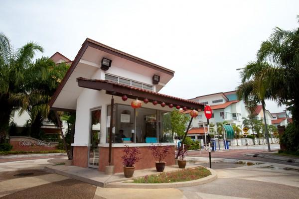 KIPARK Sri Utara: Villa Mas 1 & 2
