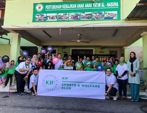 Sports Club Charity Drive @ Batu Caves & Kepong