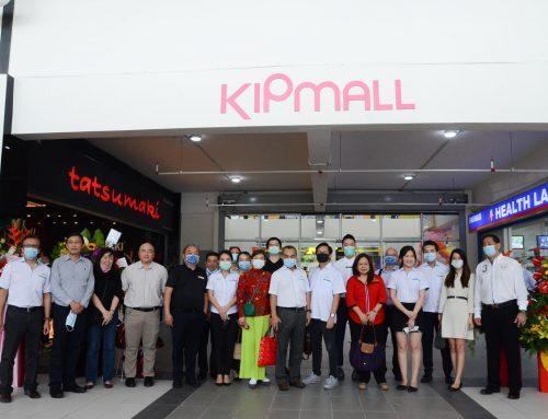 KIPMall Desa Coalfields Opening Ceremony