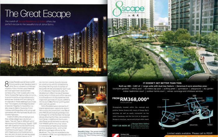 The Great Escape - Malaysia Tatler