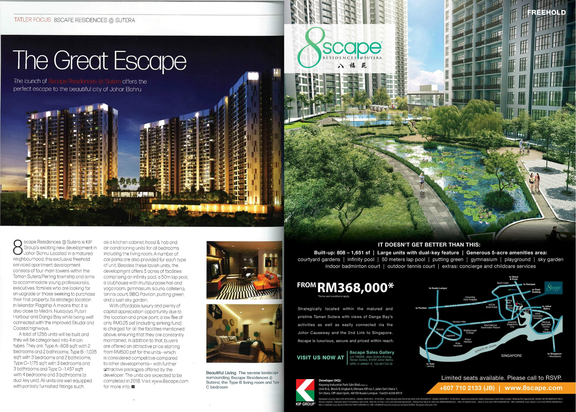 The Great Escape - Malaysia Tatler