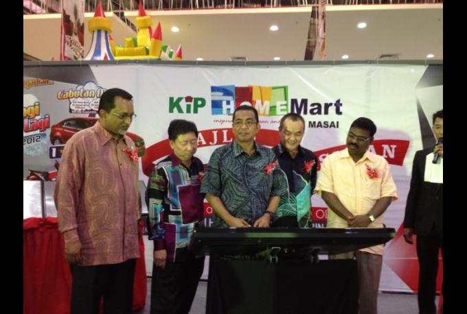KIP Home Mart Grand Opening