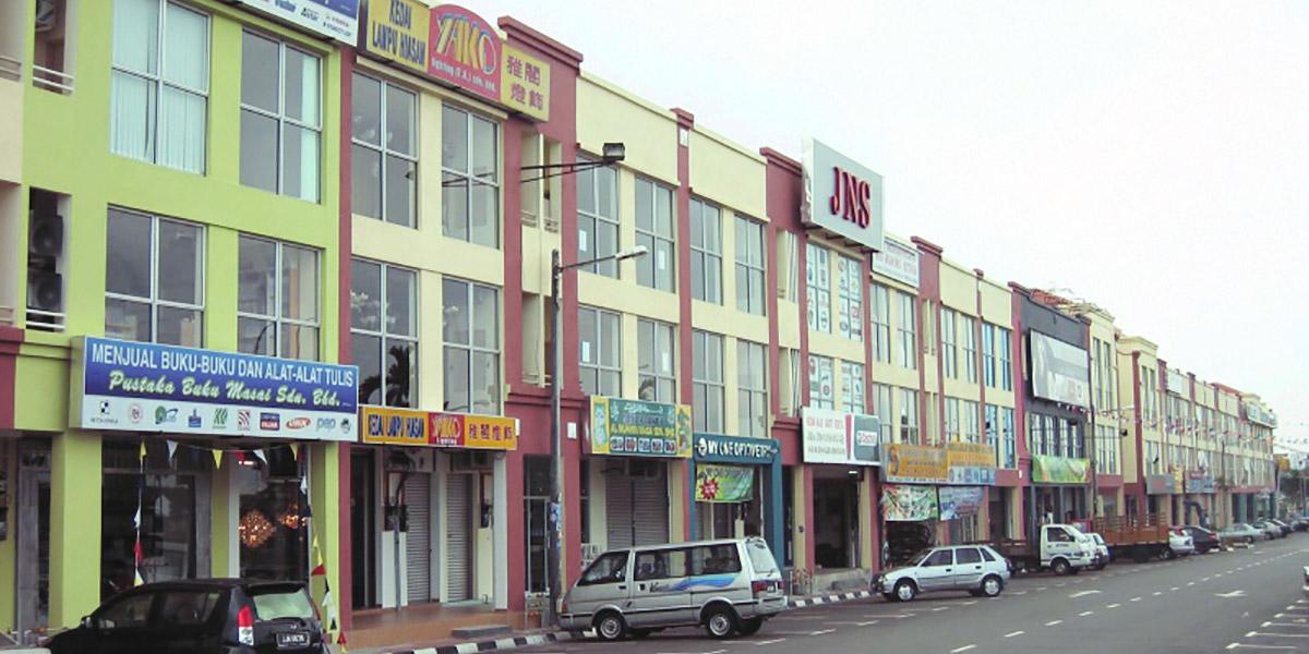 KIP Mart Commercial Centre, Masai