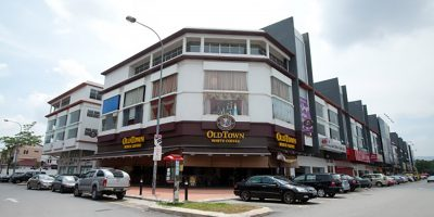 KIPARK Sri Utara: Business Avenue