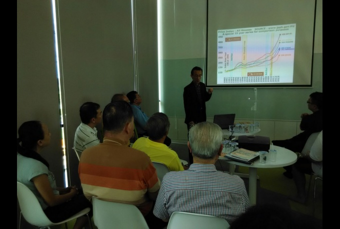 """Property Talk by Ho Chin Soon - """"Impact of Coastal Highway, High Speed Rail & Rapid Transit System on the Perling - Sutera Locality."""""""