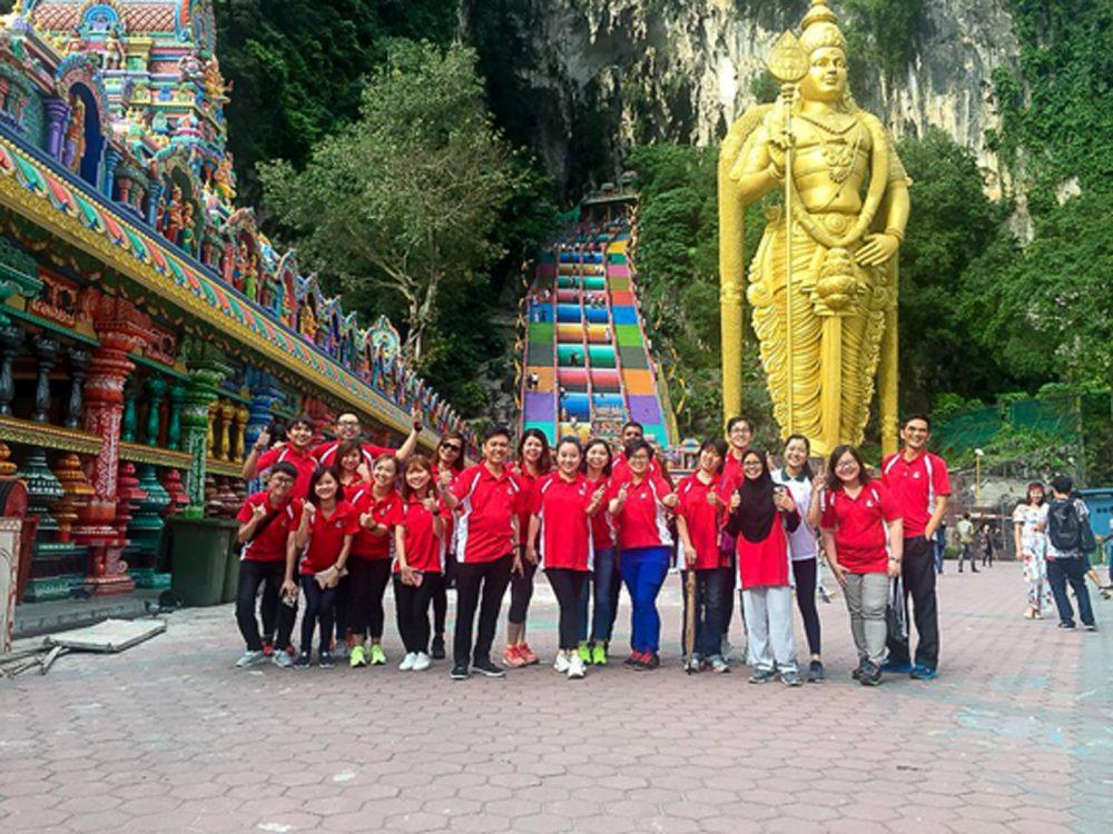 Sports Club Activities @ Batu Caves